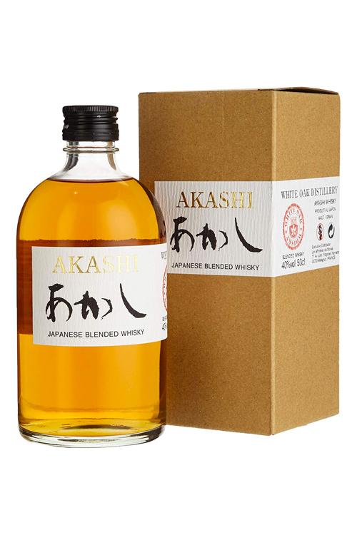 Akashi Japanese Blended Whisky