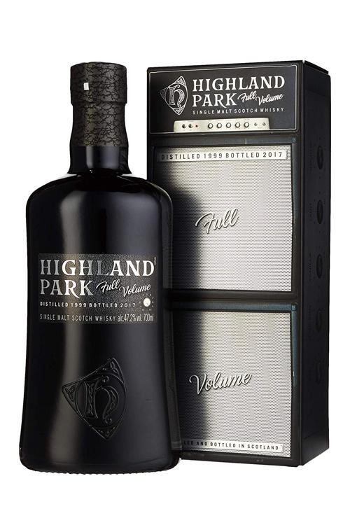 Highland Park Single Malt Whisky in der Full Volume Edition
